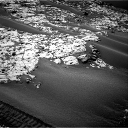 Nasa's Mars rover Curiosity acquired this image using its Right Navigation Camera on Sol 862, at drive 2852, site number 44