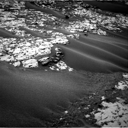 Nasa's Mars rover Curiosity acquired this image using its Right Navigation Camera on Sol 862, at drive 2858, site number 44