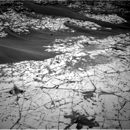Nasa's Mars rover Curiosity acquired this image using its Right Navigation Camera on Sol 862, at drive 2882, site number 44