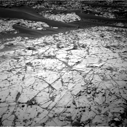 Nasa's Mars rover Curiosity acquired this image using its Right Navigation Camera on Sol 862, at drive 2900, site number 44