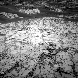 Nasa's Mars rover Curiosity acquired this image using its Right Navigation Camera on Sol 862, at drive 2912, site number 44