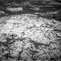 Nasa's Mars rover Curiosity acquired this image using its Right Navigation Camera on Sol 862, at drive 2918, site number 44