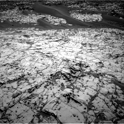 Nasa's Mars rover Curiosity acquired this image using its Right Navigation Camera on Sol 862, at drive 2924, site number 44