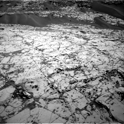 Nasa's Mars rover Curiosity acquired this image using its Right Navigation Camera on Sol 862, at drive 2930, site number 44