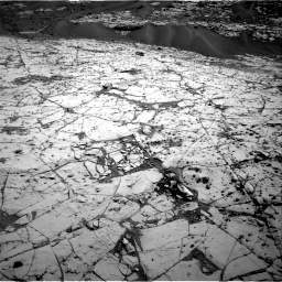 Nasa's Mars rover Curiosity acquired this image using its Right Navigation Camera on Sol 862, at drive 2936, site number 44