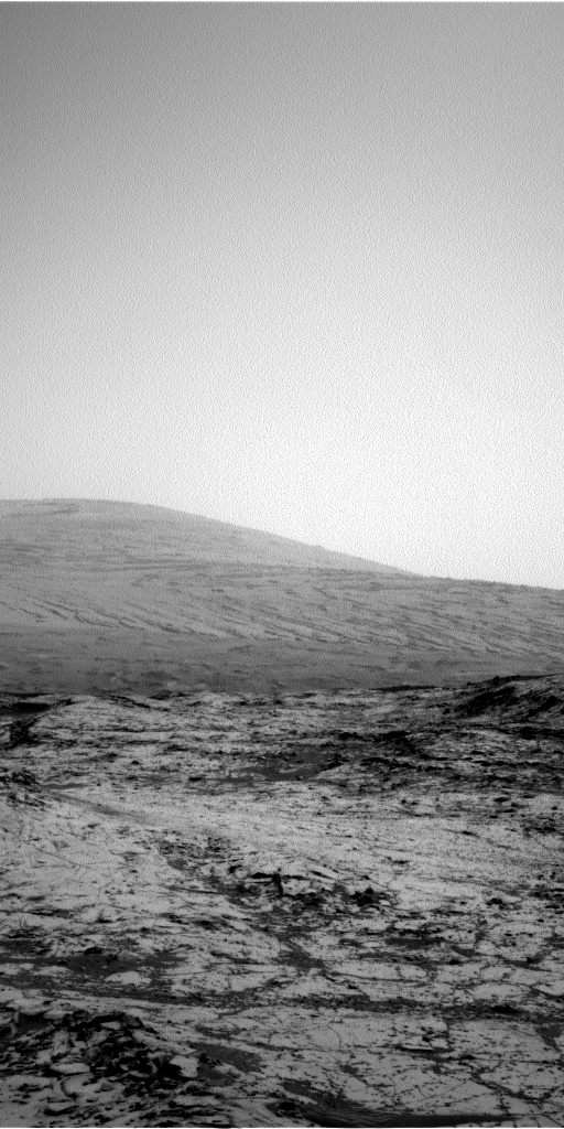 Nasa's Mars rover Curiosity acquired this image using its Left Navigation Camera on Sol 863, at drive 2958, site number 44