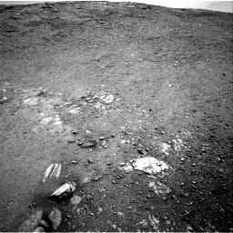 Nasa's Mars rover Curiosity acquired this image using its Right Navigation Camera on Sol 2475, at drive 2366, site number 76