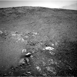 Nasa's Mars rover Curiosity acquired this image using its Right Navigation Camera on Sol 2475, at drive 2372, site number 76