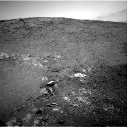 Nasa's Mars rover Curiosity acquired this image using its Right Navigation Camera on Sol 2475, at drive 2378, site number 76