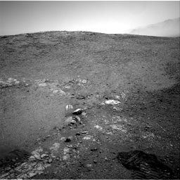 Nasa's Mars rover Curiosity acquired this image using its Right Navigation Camera on Sol 2475, at drive 2384, site number 76