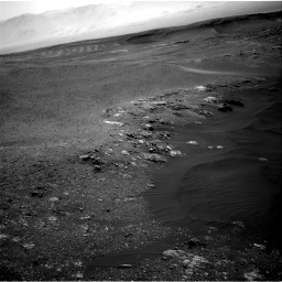 Nasa's Mars rover Curiosity acquired this image using its Right Navigation Camera on Sol 2475, at drive 2480, site number 76