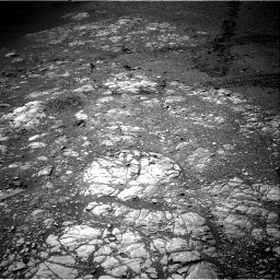 Nasa's Mars rover Curiosity acquired this image using its Right Navigation Camera on Sol 2475, at drive 2510, site number 76