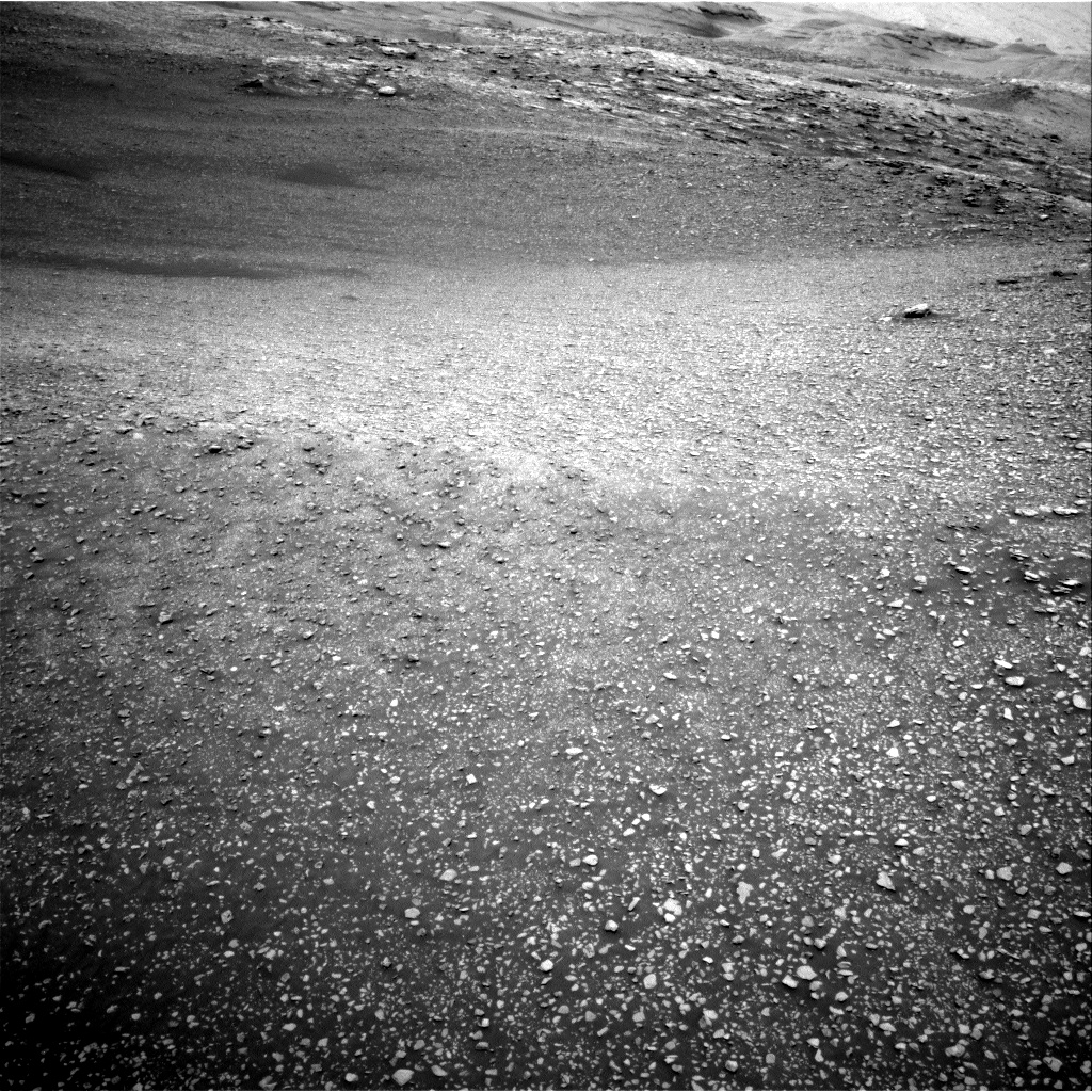 Nasa's Mars rover Curiosity acquired this image using its Right Navigation Camera on Sol 2475, at drive 2546, site number 76