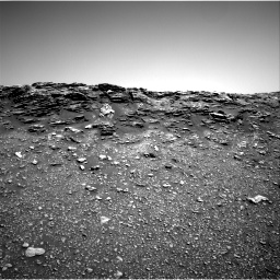 Nasa's Mars rover Curiosity acquired this image using its Right Navigation Camera on Sol 2475, at drive 2552, site number 76