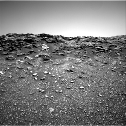 Nasa's Mars rover Curiosity acquired this image using its Right Navigation Camera on Sol 2475, at drive 2558, site number 76