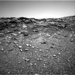 Nasa's Mars rover Curiosity acquired this image using its Right Navigation Camera on Sol 2475, at drive 2564, site number 76