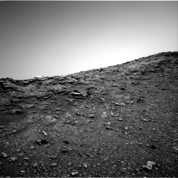 Nasa's Mars rover Curiosity acquired this image using its Right Navigation Camera on Sol 2476, at drive 2606, site number 76