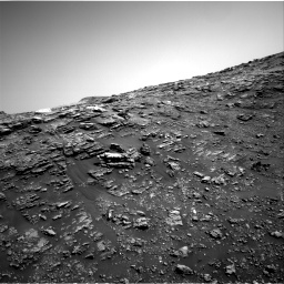 Nasa's Mars rover Curiosity acquired this image using its Right Navigation Camera on Sol 2476, at drive 2642, site number 76