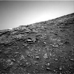 Nasa's Mars rover Curiosity acquired this image using its Right Navigation Camera on Sol 2476, at drive 2648, site number 76