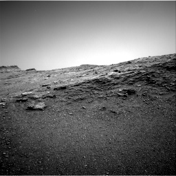 Nasa's Mars rover Curiosity acquired this image using its Right Navigation Camera on Sol 2477, at drive 2786, site number 76