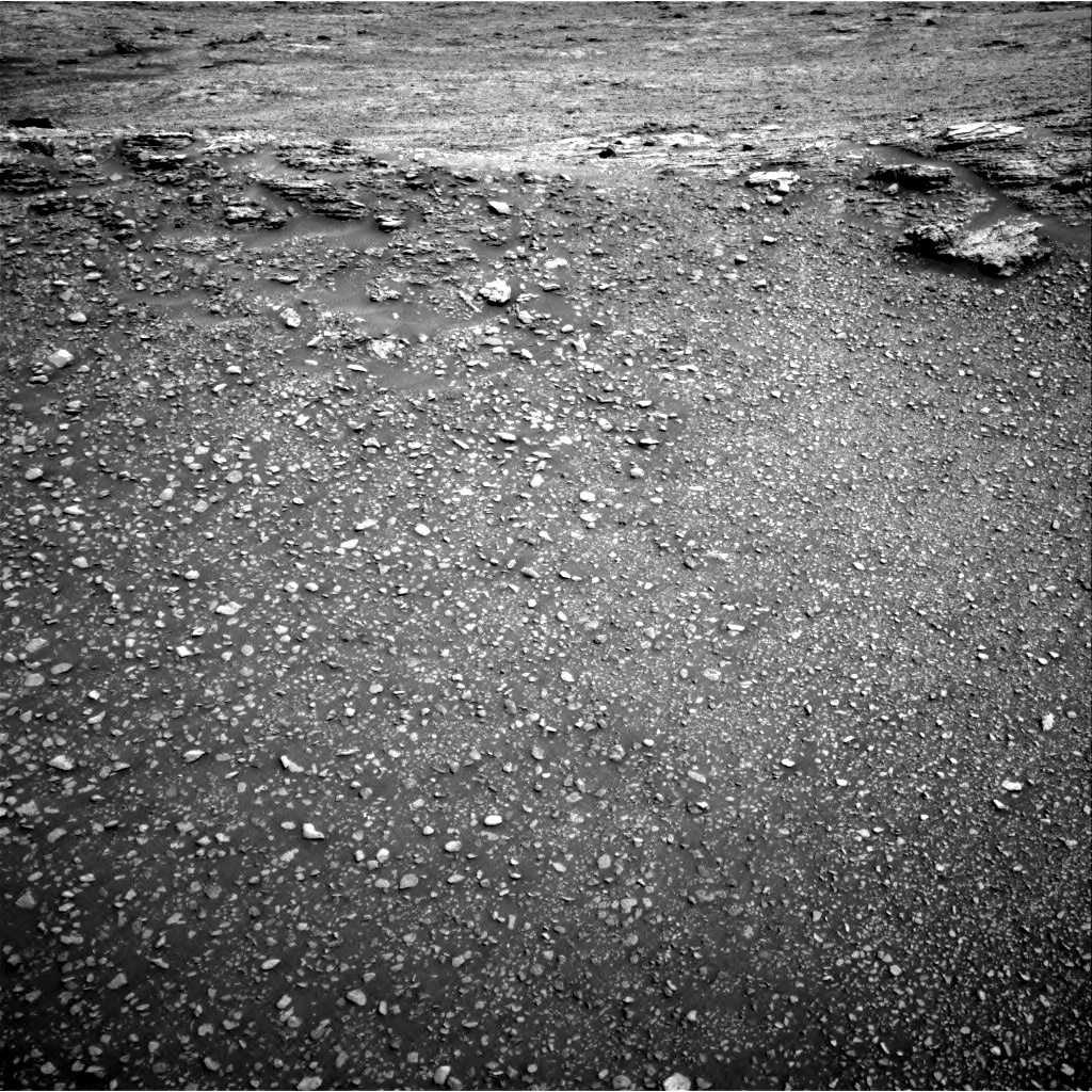 Nasa's Mars rover Curiosity acquired this image using its Right Navigation Camera on Sol 2477, at drive 2792, site number 76