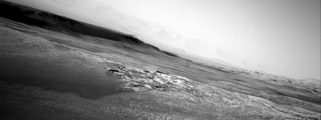 Nasa's Mars rover Curiosity acquired this image using its Right Navigation Camera on Sol 2477, at drive 2810, site number 76