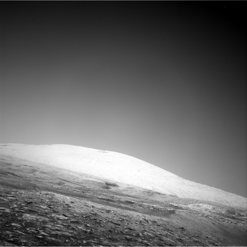 Nasa's Mars rover Curiosity acquired this image using its Right Navigation Camera on Sol 2479, at drive 2810, site number 76
