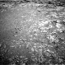 Nasa's Mars rover Curiosity acquired this image using its Left Navigation Camera on Sol 2480, at drive 2894, site number 76