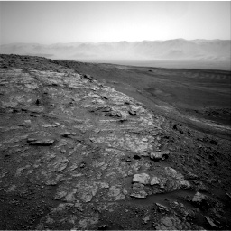 Nasa's Mars rover Curiosity acquired this image using its Right Navigation Camera on Sol 2480, at drive 2828, site number 76