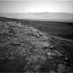 Nasa's Mars rover Curiosity acquired this image using its Right Navigation Camera on Sol 2480, at drive 2840, site number 76