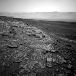 Nasa's Mars rover Curiosity acquired this image using its Right Navigation Camera on Sol 2480, at drive 2852, site number 76