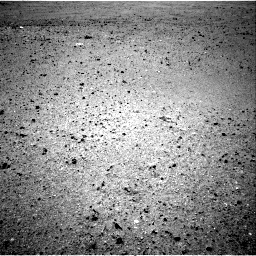 NASA's Mars rover Curiosity acquired this image using its Right Navigation Cameras (Navcams) on Sol 24