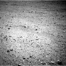 NASA's Mars rover Curiosity acquired this image using its Left Navigation Camera (Navcams) on Sol 26