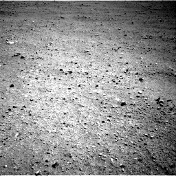 NASA's Mars rover Curiosity acquired this image using its Right Navigation Cameras (Navcams) on Sol 26