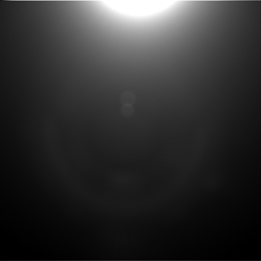 NASA's Mars rover Curiosity acquired this image using its Left Navigation Camera (Navcams) on Sol 27