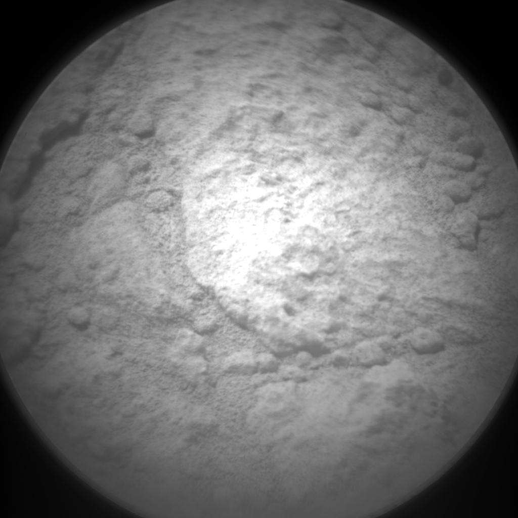 Nasa's Mars rover Curiosity acquired this image using its Chemistry & Camera (ChemCam) on Sol 32, at drive 0, site number 4