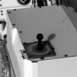 NASA's Mars rover Curiosity acquired this image using its Left Navigation Camera (Navcams) on Sol 33