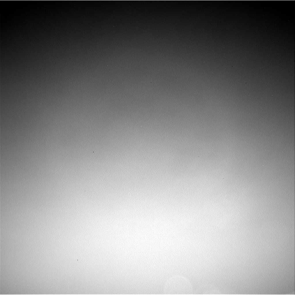 NASA's Mars rover Curiosity acquired this image using its Left Navigation Camera (Navcams) on Sol 37