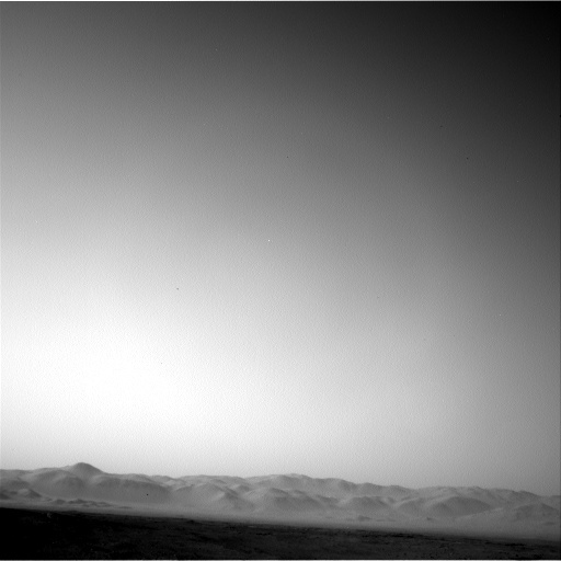 NASA's Mars rover Curiosity acquired this image using its Left Navigation Camera (Navcams) on Sol 39