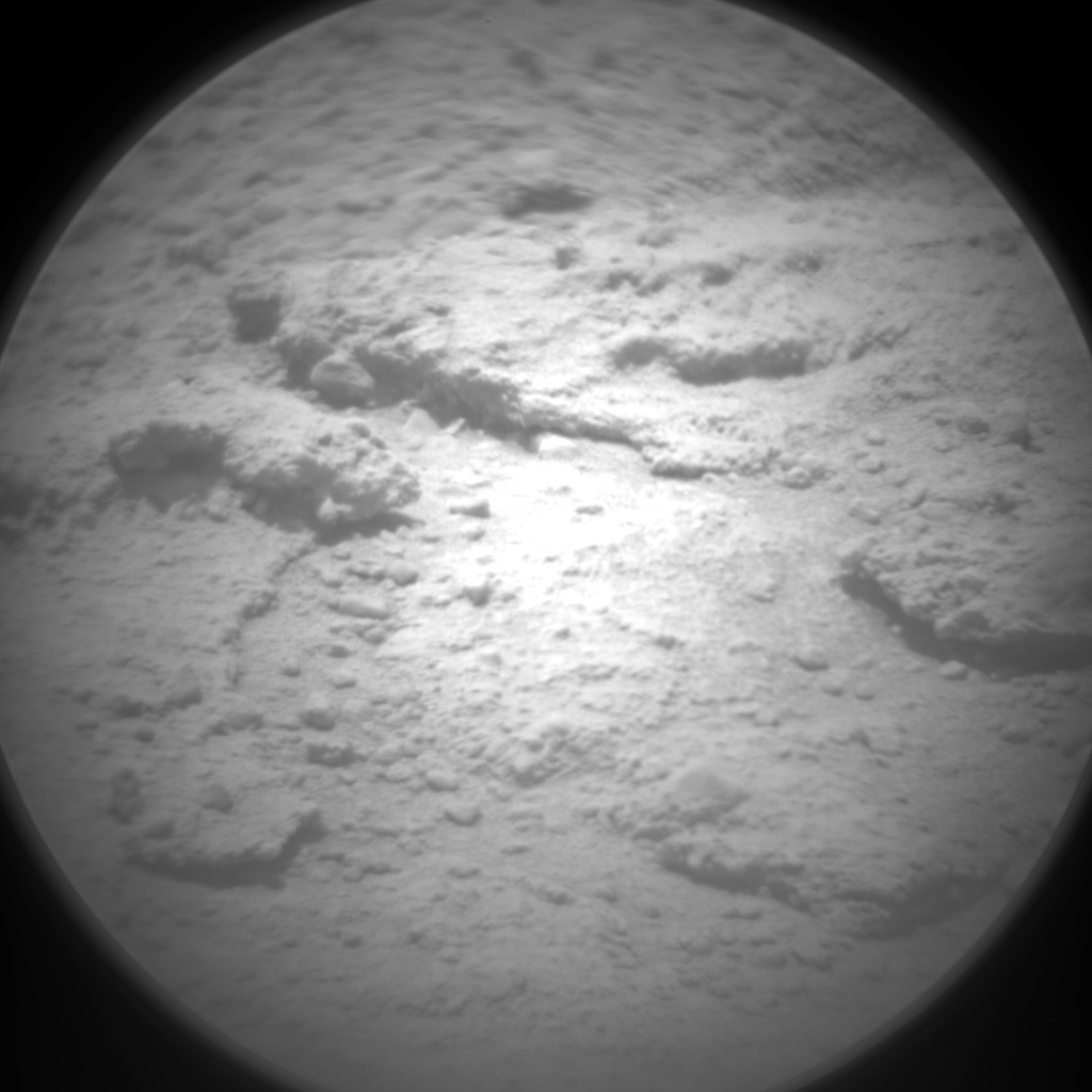 NASA's Mars rover Curiosity acquired this image using its Chemistry & Camera (ChemCam) on Sol 40