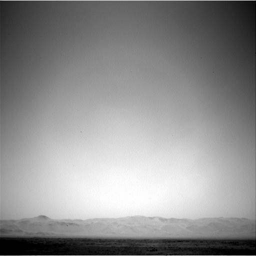 NASA's Mars rover Curiosity acquired this image using its Left Navigation Camera (Navcams) on Sol 41