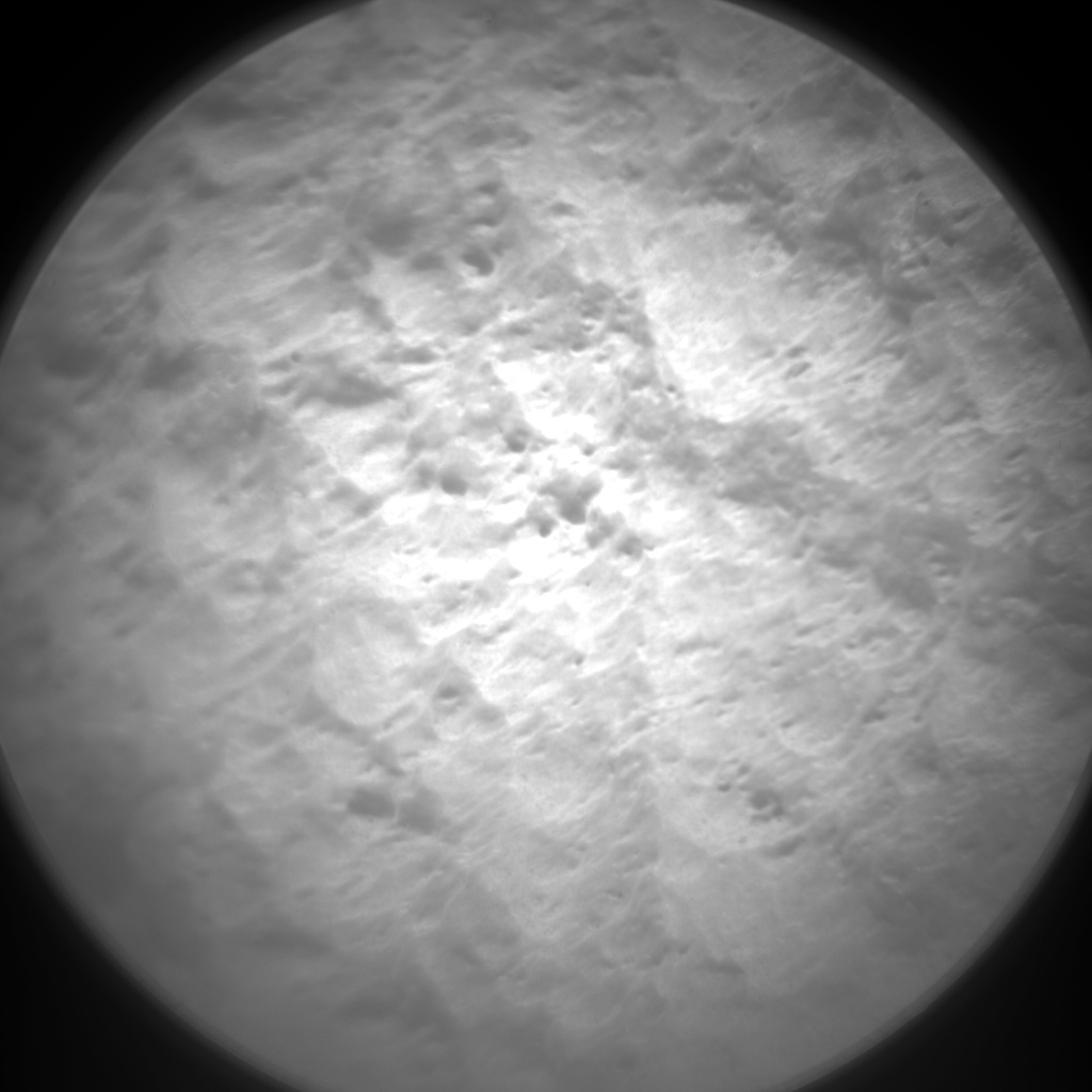 Nasa's Mars rover Curiosity acquired this image using its Chemistry & Camera (ChemCam) on Sol 45, at drive 2002, site number 4