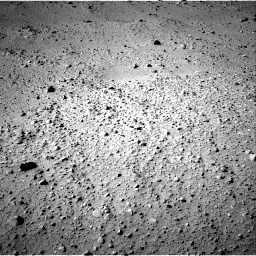 NASA's Mars rover Curiosity acquired this image using its Left Navigation Camera (Navcams) on Sol 48