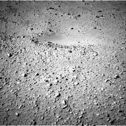 NASA's Mars rover Curiosity acquired this image using its Right Navigation Cameras (Navcams) on Sol 48