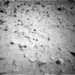 NASA's Mars rover Curiosity acquired this image using its Left Navigation Camera (Navcams) on Sol 50