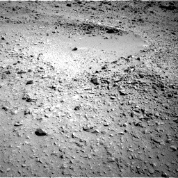 NASA's Mars rover Curiosity acquired this image using its Right Navigation Cameras (Navcams) on Sol 55