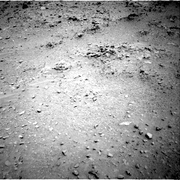 NASA's Mars rover Curiosity acquired this image using its Left Navigation Camera (Navcams) on Sol 56