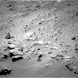 NASA's Mars rover Curiosity acquired this image using its Right Navigation Cameras (Navcams) on Sol 57