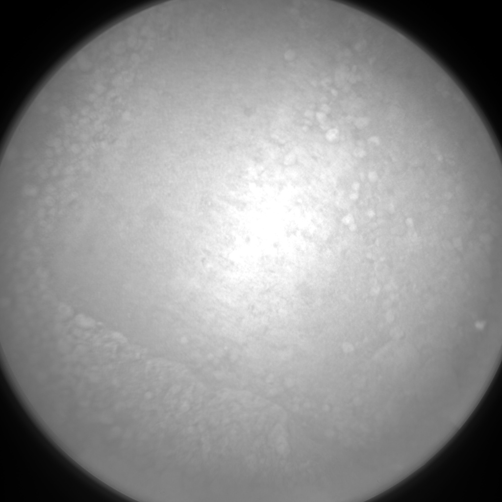 NASA's Mars rover Curiosity acquired this image using its Chemistry & Camera (ChemCam) on Sol 68