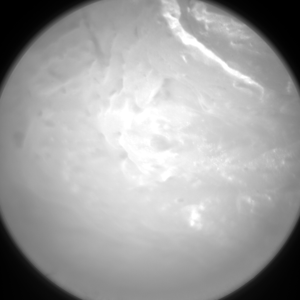 Nasa's Mars rover Curiosity acquired this image using its Chemistry & Camera (ChemCam) on Sol 70, at drive 104, site number 5